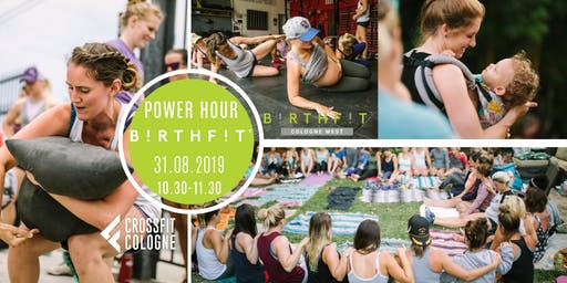 BIRTHFIT Power Hour & Mama Café