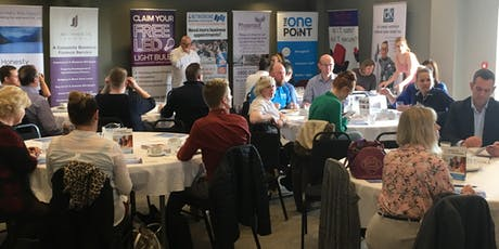 4Networking Goole Lunch tickets