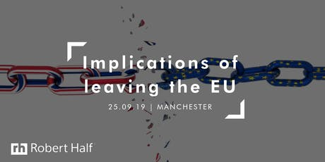 Implications of UK leaving the EU - GDPR tickets