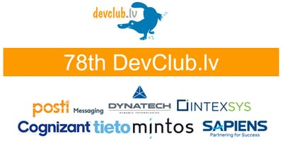 DevOps focused 78th DevClub.lv