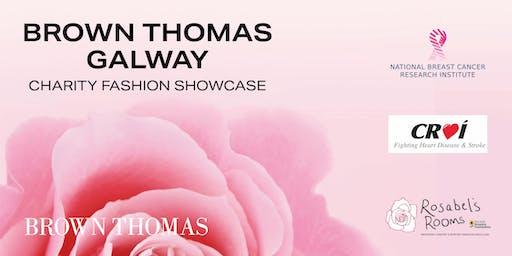 Brown Thomas Galway Charity Fashion Showcase