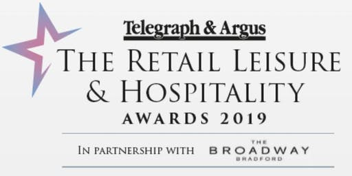 Bradford District Retail, Leisure and Hospitality Awards - LAUNCH EVENT