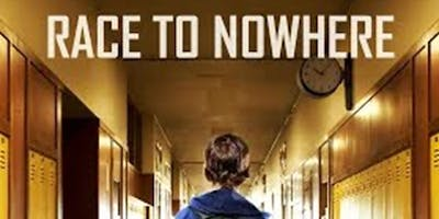 """Showing of """"Race to Nowhere"""" by Broward County Schools and The City of Park"""