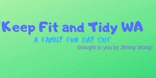 Keep Fit and Tidy Family Fun Day
