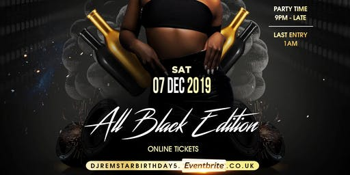 DJ Remstar's 5th Annual Birthday Celebration