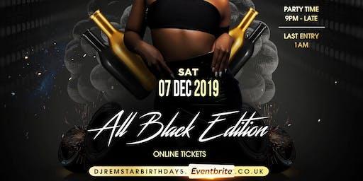 DJ Remstar's 5th Annual Birthday Celebration