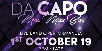 Da Capo acoustic showcase