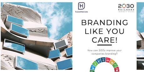 Branding like you care! tickets