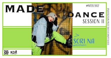 Made to Dance Tour: SORI NA Workshop 1 tickets