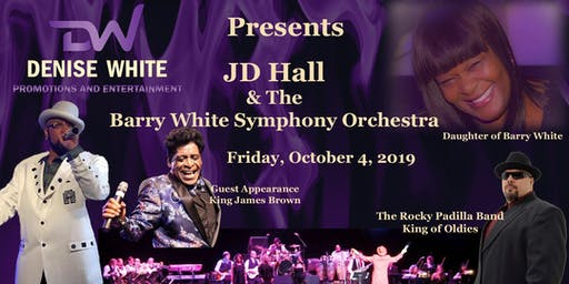 JD Hall & The Barry White Symphony Orchestra