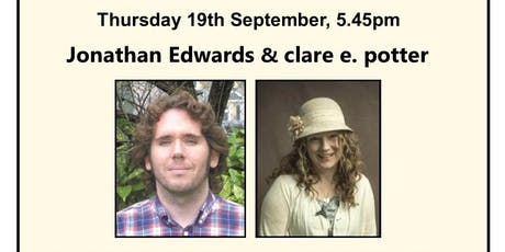 Open Space at Cardiff Central Library: Jonathan Edwards & clare e. potter tickets