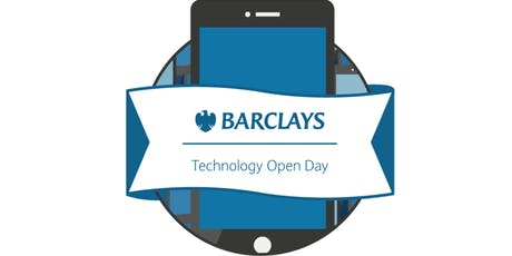Barclays Technology Open Day 2019 tickets
