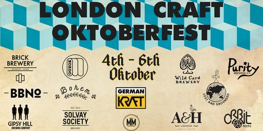 Craft Oktoberfest London
