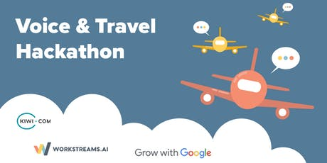 Voice & Travel Hackathon tickets