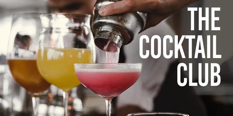 The Cocktail Club: October tickets
