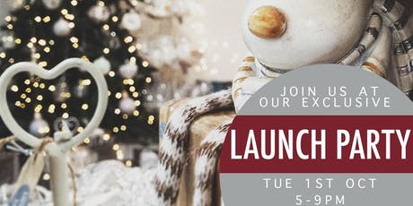 Christmas Launch Party 2019  tickets