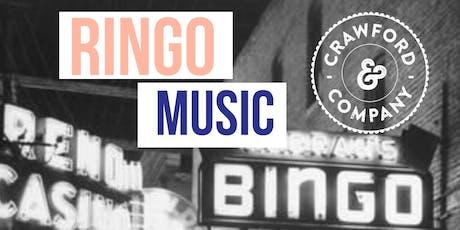 Ringo Music Bingo  tickets