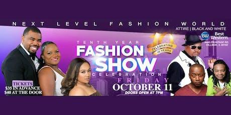 NLFW 10th Year Anniversary Fashion Show Celebration  tickets