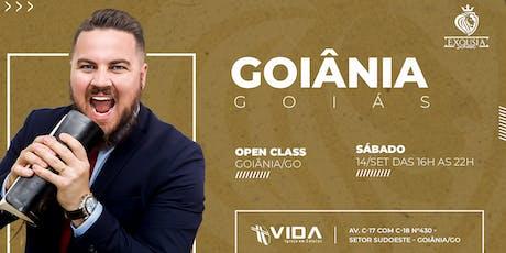 Exousía School - Goiânia - Open Class ingressos