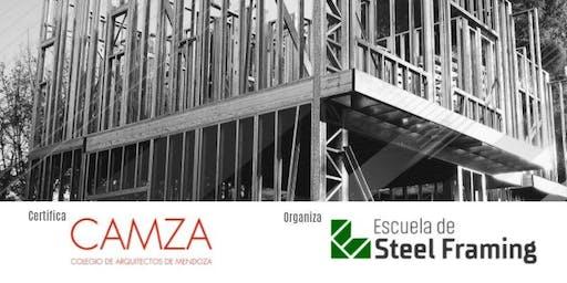 Curso Intensivo Steel Framing  - 10º Edición en Mendoza