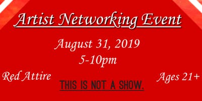 Artist Networking Event