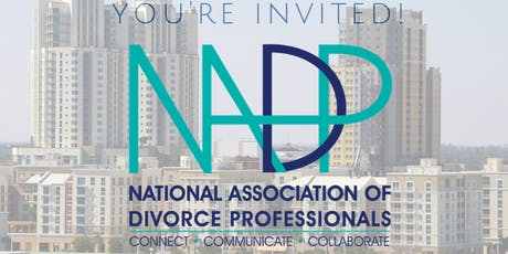 Informational Meeting with Vicky Townsend, founder of the NADP tickets