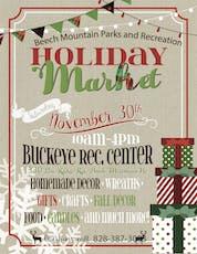 Beech Mountain Holiday Market tickets