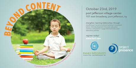 Beyond Content: Cultivating Presence in Learning Relationships tickets