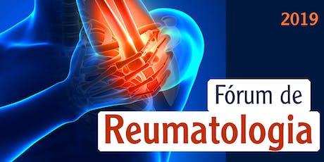 Fórum de Reumatologia tickets