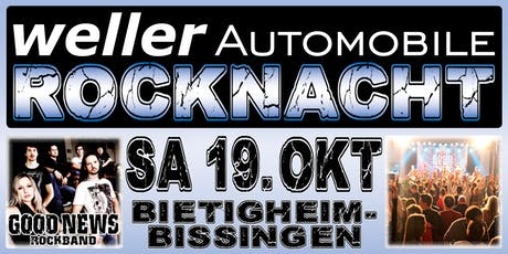 Rocknacht Weller Tickets