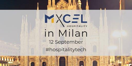 METRO Xcel Hospitality in Milan to meet Startups