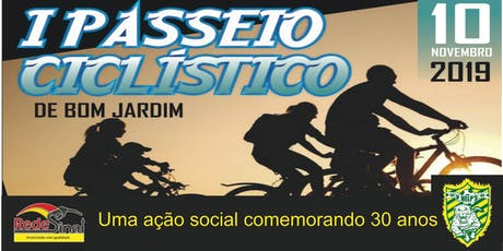 O 1º MTB do P´ Helps ingressos