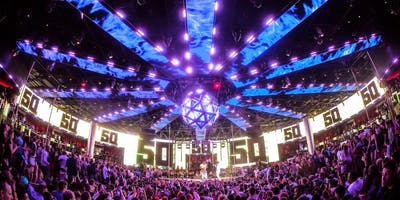 #1 Rooftop Nightclub - Drais Las Vegas - Guest List - 1/12