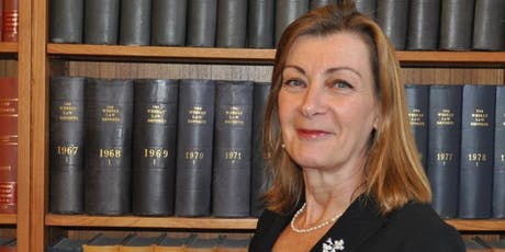 Lady Justice Macur: Senior Presiding Judge for England & Wales tickets