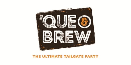 Que & Brew tickets