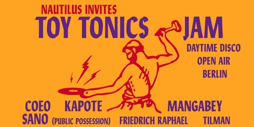 Open Air mit Toy Tonics