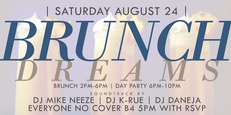 "CEO FRESH PRESENTS: "" BRUNCH DREAMS "" (BRUNCH & DAY PARTY) AT LE REVE NYC tickets"
