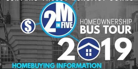 The Homeownership Bus Tour tickets