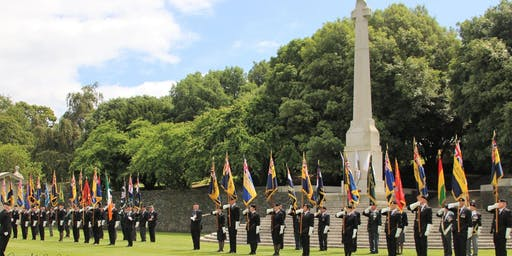 RBL ROI Annual Ceremony of Remembrance and Wreath Laying