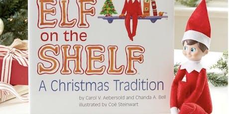 Elf on the Shelf - Northport Tree Lighting tickets
