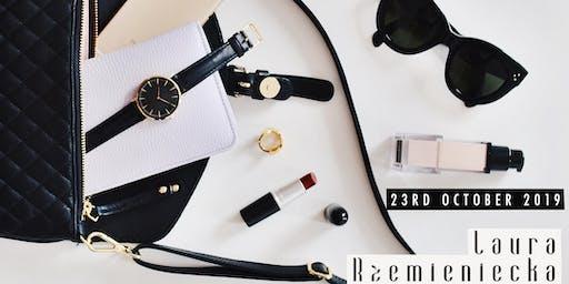 Luxury Make Up Masterclass with Laura Rzemieniecka