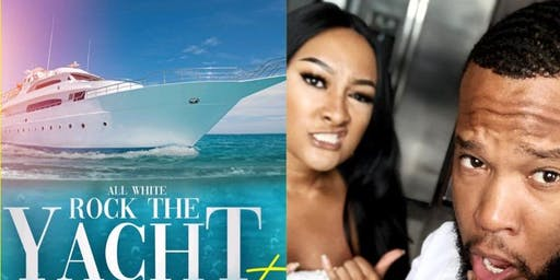 All White Rock the Yacht Party Labor Day Weekend