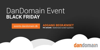 Black Friday webshop kursus - Randers