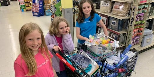 Foster Kids Care Bags - Phase 2 #kidscare2