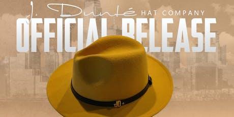 J. Dunté Hat Company's Pop Up Shop   tickets