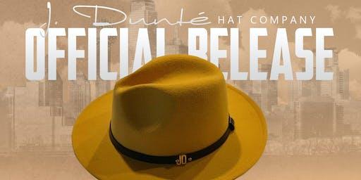 J. Dunté Hat Company's Pop Up Shop