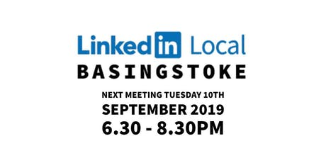 LinkedInLocal Basingstoke Business Networking tickets