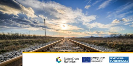 Get into Rail - Supply Chain North East   tickets