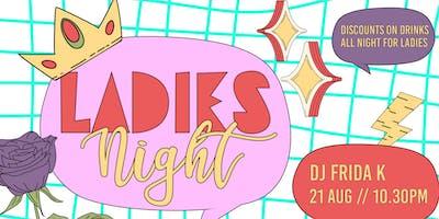 Ladies Night - The Yellow Bar