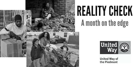 Reality Check Poverty Simulation: August 30 tickets